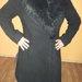 juodas paltas