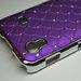 <Naujas> Samsung Ace įdėkliukas (violetinis)