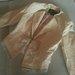 Nauja kūno spalvos Rufuete odinė striukė
