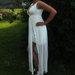 Balta proginė suknelė Tik 130 Lt