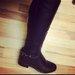 Odiniai zieminiai batai