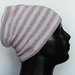 Nauja dryžuota kepurė