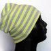 Dryžuota nauja kepurė