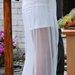 išleistuvių balta suknelė