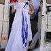Graikisko stiliaus suknele