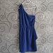 Mėlyna asos suknelė