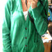 Žalios spalvos LINDEX megztukas