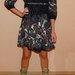 Marga demisezoninė suknelė