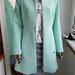 Naujas elegantiksas metu spalvos paltukas