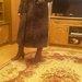 Šiltas paltas ruduo - žiema