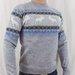 Kalėdinė dovana vyrui šiltas megztinis