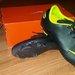 Nike mercurial Jr. vapor VIII futbolo bateliai.