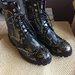 Nauji military stiliaus batai