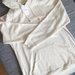 Naujas kreminis minkštas džemperis