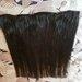 Naturalus plauku tresai