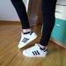 Nauji adidas batai