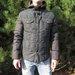 Nauja pūkinė pavasarinė Moncler striukė