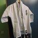 Karate apranga (kelnės, švarkelis, diržas) 140cm.