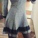Pilka nauja suknelė