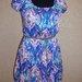 Nauja spalvinga suknelė