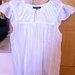 Plona balta vasarinė palaidinė/marškinukai