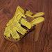 naujos geltonos klumpes