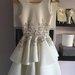 Trumpa vestuvinė suknelė!