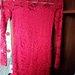 Nauja raudona suknelė