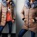 Žiemos/Rudens moteriška striukė