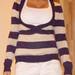 Dryžuotas H&M megztinis (S/M)