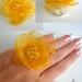 Gėlytės Žiedelis (geltonas)