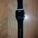 Juodas Puma laikrodis