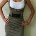 Naujas figura paryskinantis sarafanas-suknele