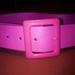 Rožinis diržas