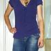 Mėlyni/violetiniai marškinėliai