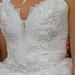 Vestuvine suknele su veliumu