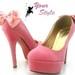 Pink Pumps 39