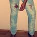 Moteriški nauji džinsai. (Lindex)