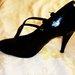New look juodi bateliai