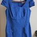 Mėlyna Orsay suknelė