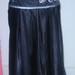 Naujas juodas sijonukas uk 12 dydis