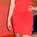 Raudona suknele:)