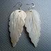 Kriauklė (lapas) - Moteriški auskarai