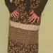 Ilga suknelė+kardiganas