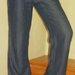 ZARA platūs džinsai