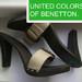 United colors of benetton klumpės