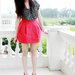 Zara tulpes formos sijonas