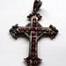 Masyvus pakabukas - kryžius