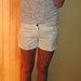 balti šortukai