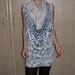 Nauja geleta suknele su rozytemis
